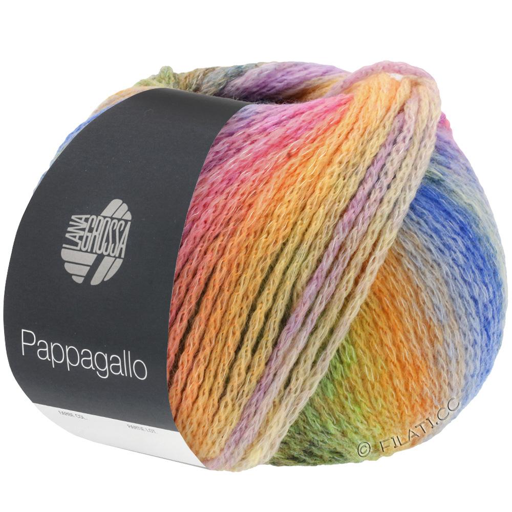 Pappagallo 100g von Lana Grossa Farbe 004